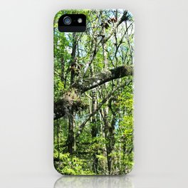 Intentions Derailed iPhone Case