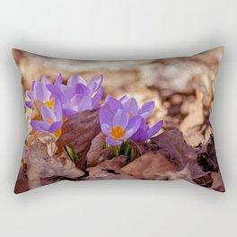 Concept nature : Fera lilium Rectangular Pillow