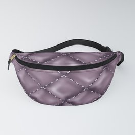 Glossy Leather Texture 7 Fanny Pack