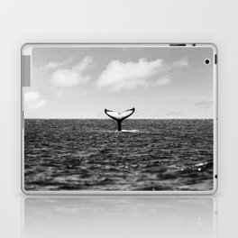 Whale Tail Laptop & iPad Skin