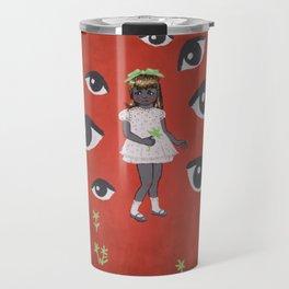 The Flower Picker Travel Mug