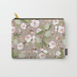 Almond orchard Carry-All Pouch