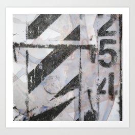 Dumpster 254 Art Print