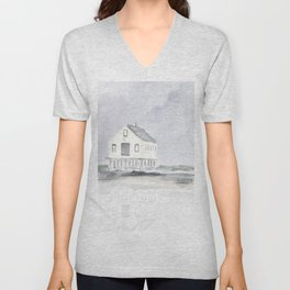 Cape Porpoise • Kennebunkport Unisex V-Neck