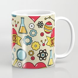 Scientific Tattoos Coffee Mug