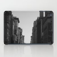 broadway iPad Cases featuring Broadway by Loved and Lost