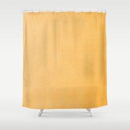 Orange Color from Composition set (4/4) -  Grey, Blue, White, Orange Shower Curtain