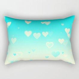 Bokehs IX Rectangular Pillow