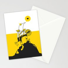 Weekend Warrior Stationery Cards