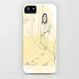Young Londoner iPhone Case
