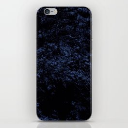 Cold Shrubbery iPhone Skin