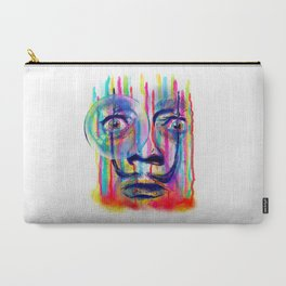 The Surreal Hipster Carry-All Pouch