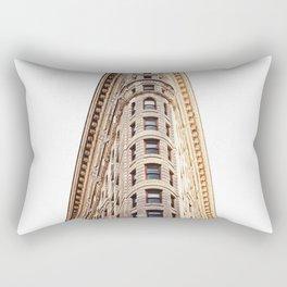 sir flatiron Rectangular Pillow