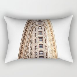 sir flatiron Rectangular Pillow