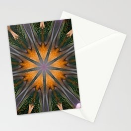 In Shape 82a-mandalic Stationery Cards