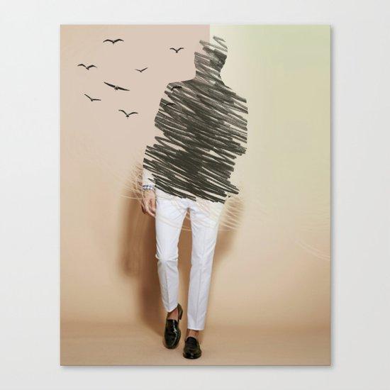 vanish Canvas Print