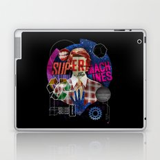 Super Machines Laptop & iPad Skin