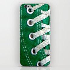 eyelets / iphone design iPhone & iPod Skin