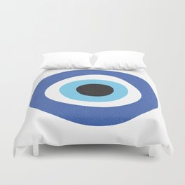Evi Eye Symbol Duvet Cover