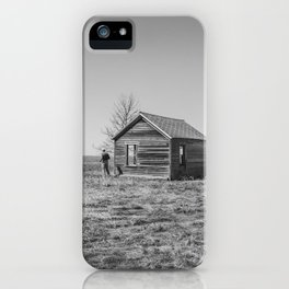 Adam Hoffman Homestead 8 iPhone Case