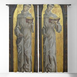 Cosimo Tura - St Anthony of Padua Reading Blackout Curtain