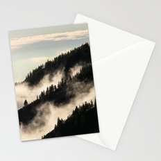 A Song Of Trees Stationery Cards