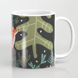 Evergreen Fox Tale Coffee Mug