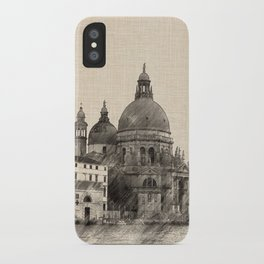 Grand Salute, Venice iPhone Case