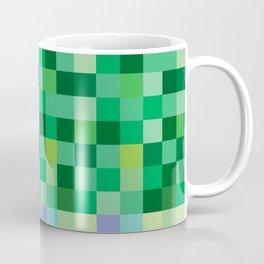 Squares of Luck Coffee Mug