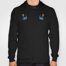 Swallow Tattoo Hoody