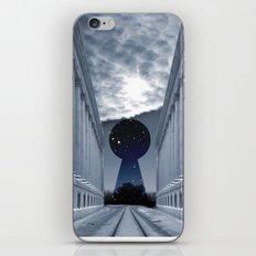 Keyhole to Infinity iPhone Skin