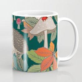 Animals In The Woods Coffee Mug