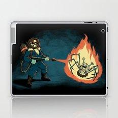 KILL IT WITH FIRE Laptop & iPad Skin