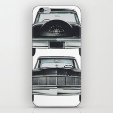 Front and back iPhone & iPod Skin