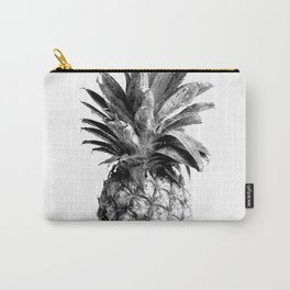 Pineapple Engraving Carry-All Pouch