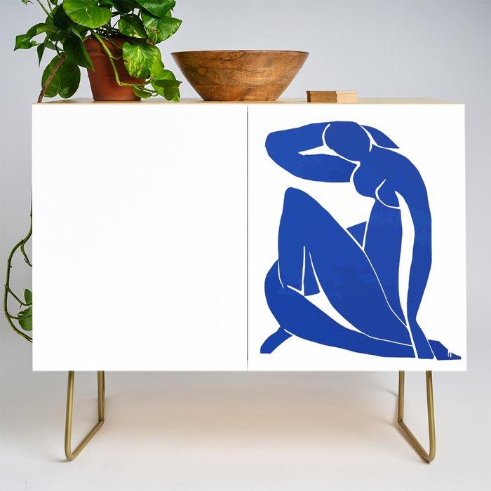 Henri Matisse - Blue Nude 1952 - Original Artwork Reproduction Credenza