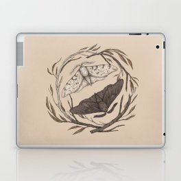 Peppered Moths Laptop & iPad Skin