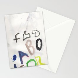 Letters for CORM Stationery Cards