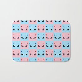 Finding Your Other Half Pattern Bath Mat