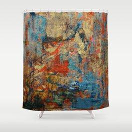 Mannaz - Runes Series Shower Curtain