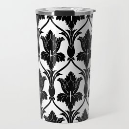 221B Baker Street - Fleur de lis. Travel Mug