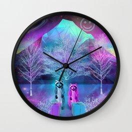 Gifts Wall Clock