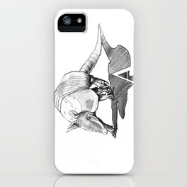 Armadillo  iPhone Case
