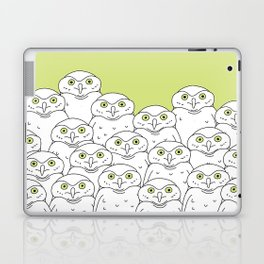 Group of Owls Laptop & iPad Skin