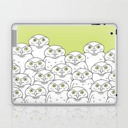 Group of Owls Laptop & iPad Skin