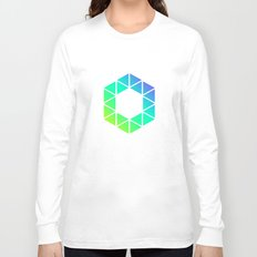 Tiny Triangles Long Sleeve T-shirt