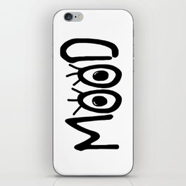 Mood #3 iPhone Skin