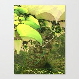 Tangleroot Canvas Print