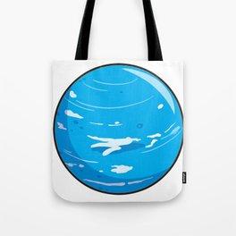 Neptune Icon Tote Bag