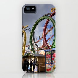 Hyde Park Coaster iPhone Case